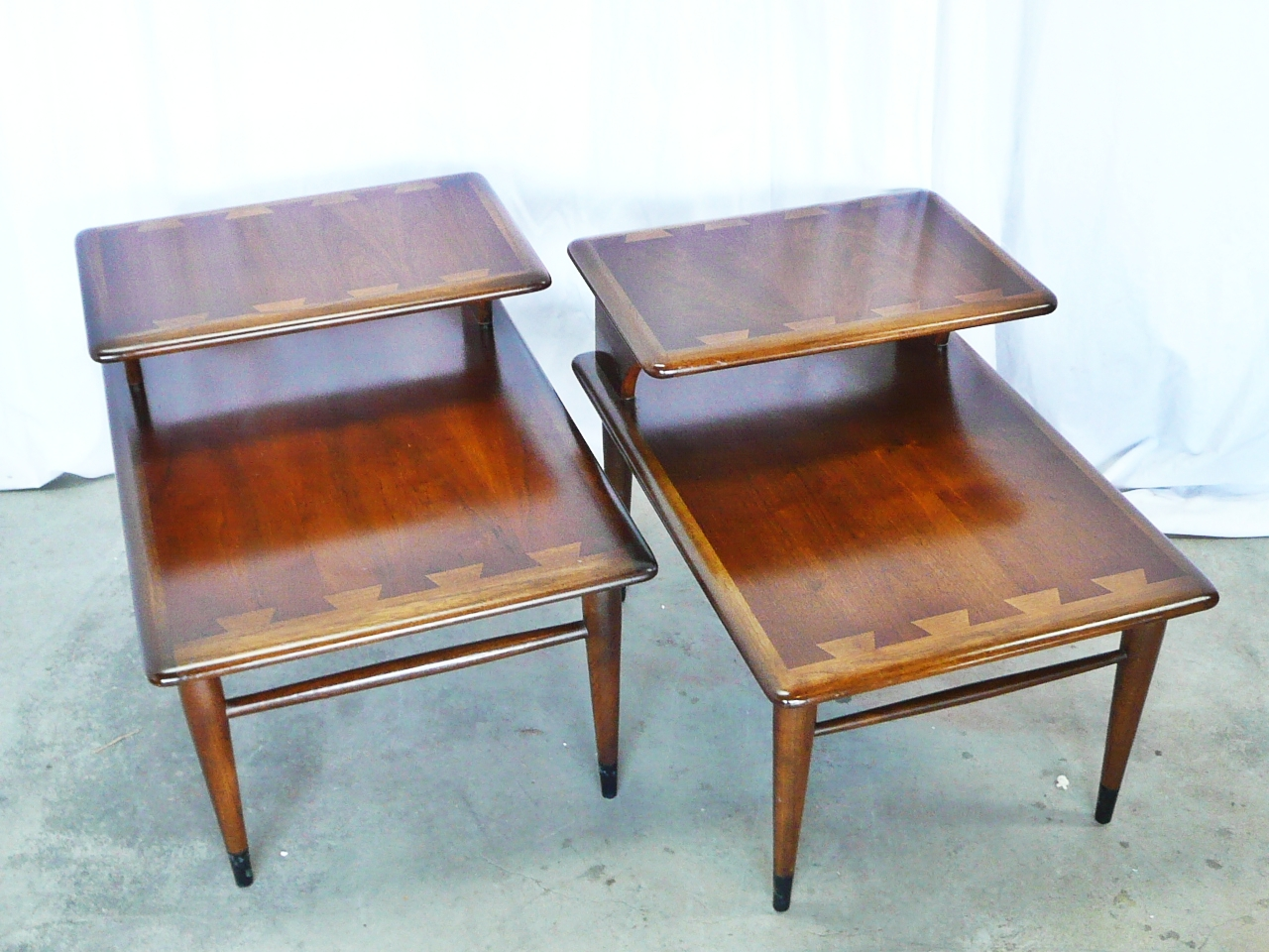 Modern mid century danish vintage furniture shop used for Retro side table