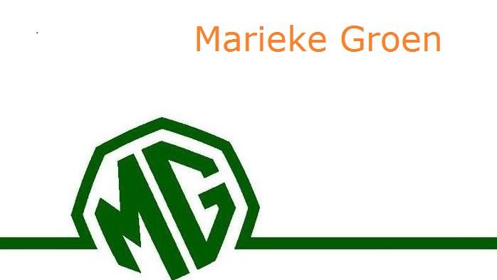 Marieke Groen