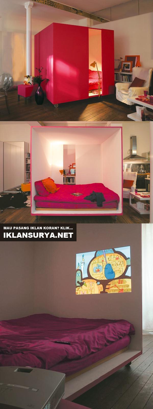 kamar tidur mewah mobile wow keren sekali inilah info