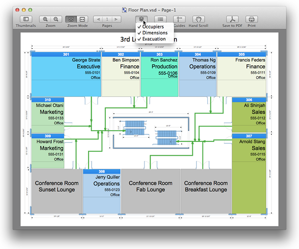 Visio Viewers For Mac Ipad And Android Tablets Got A Multilayer