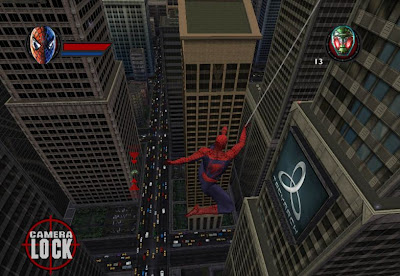 Spider-Man: The Movie Game Screenshots 2