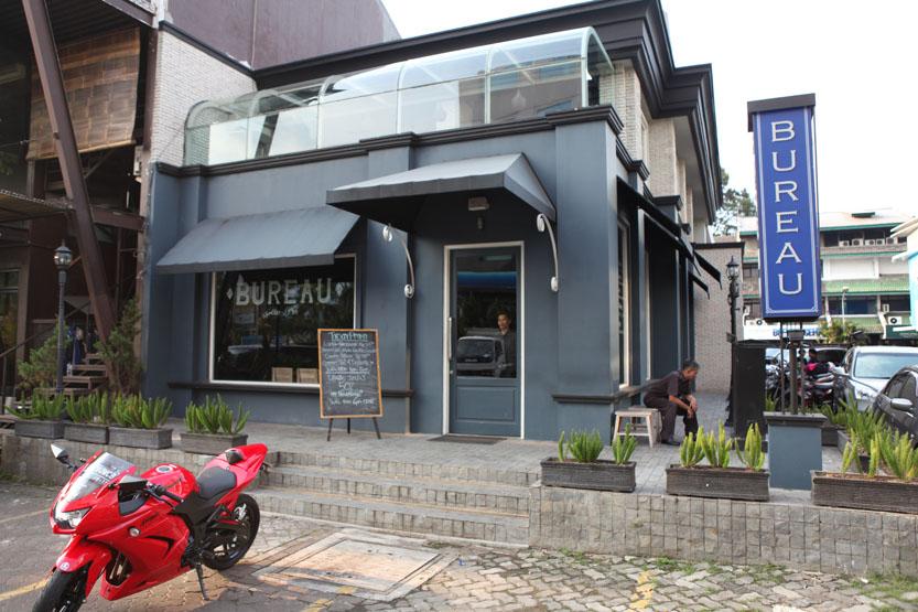 bureau gastro pub pondok indah jakarta100bars nightlife reviews best nightclubs bars and. Black Bedroom Furniture Sets. Home Design Ideas