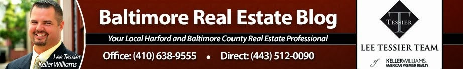 Baltimore Real Estate Video Blog with Lee Tessier