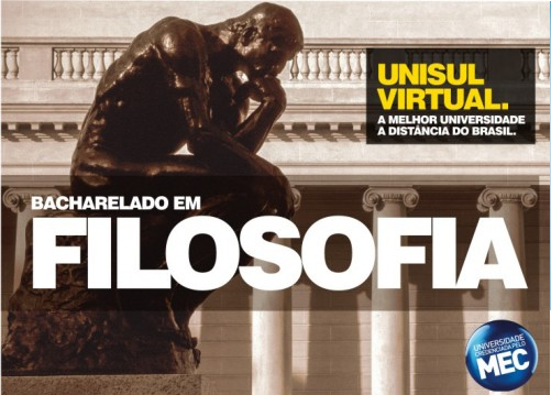 Site do Curso de Filosofia
