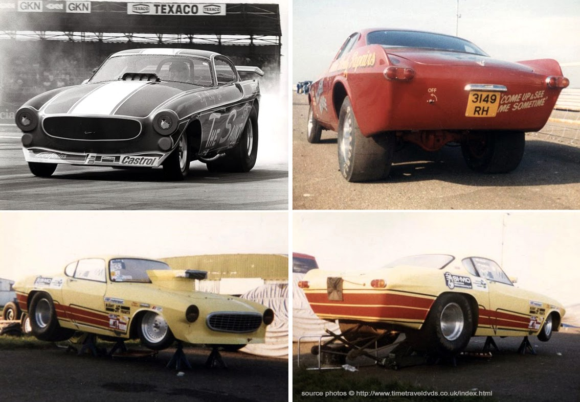 Found on http otherdrive blogspot com 2013 07 drags volvo p1800 html