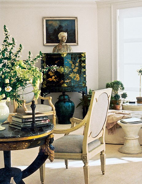 Chinoiserie Chic Neutral Chinoiserie
