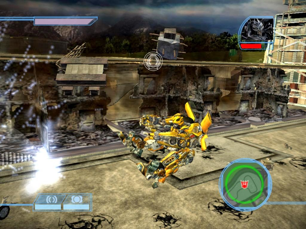 transformers the game pc game rip version free download (uploaded