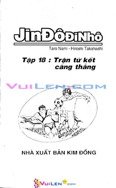 Jindodinho - Đường Dẫn Đến Khung Thành III  Tập 18 page 1 Congtruyen24h