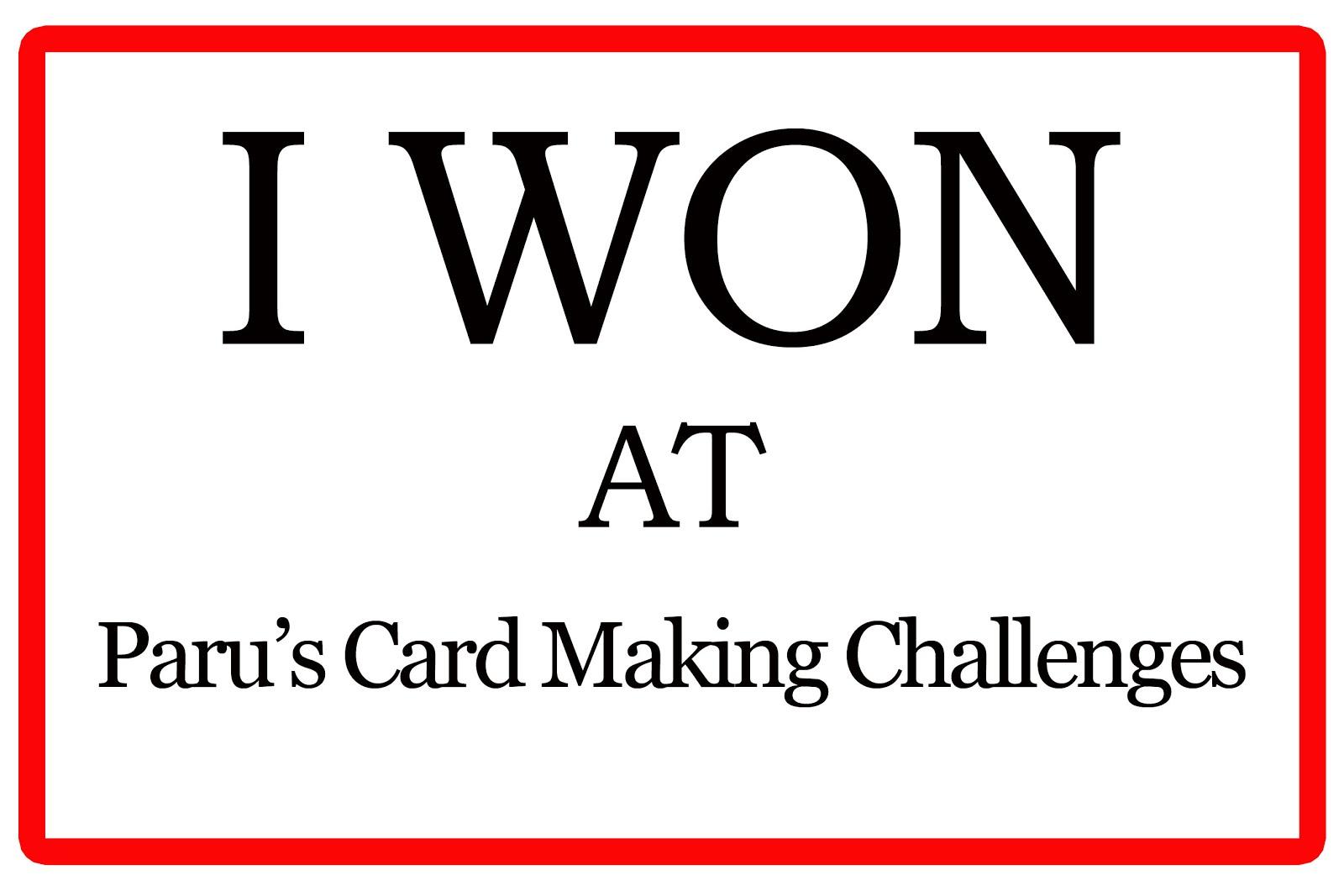 Winner at PCM Challenge