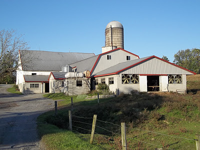 Owned farm where the movie witness was filmed staring harrison ford in