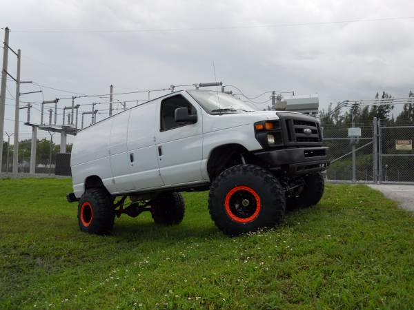 Used 4x4 Van For Sale Craigslist >> 4x4 4x4 Diesel Van For Sale