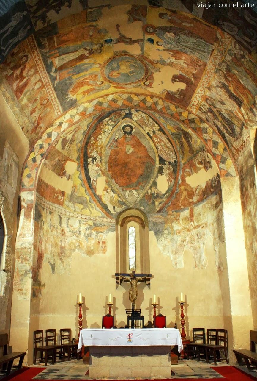 La Iglesia de los Santos Justo y Pastor de Segovia