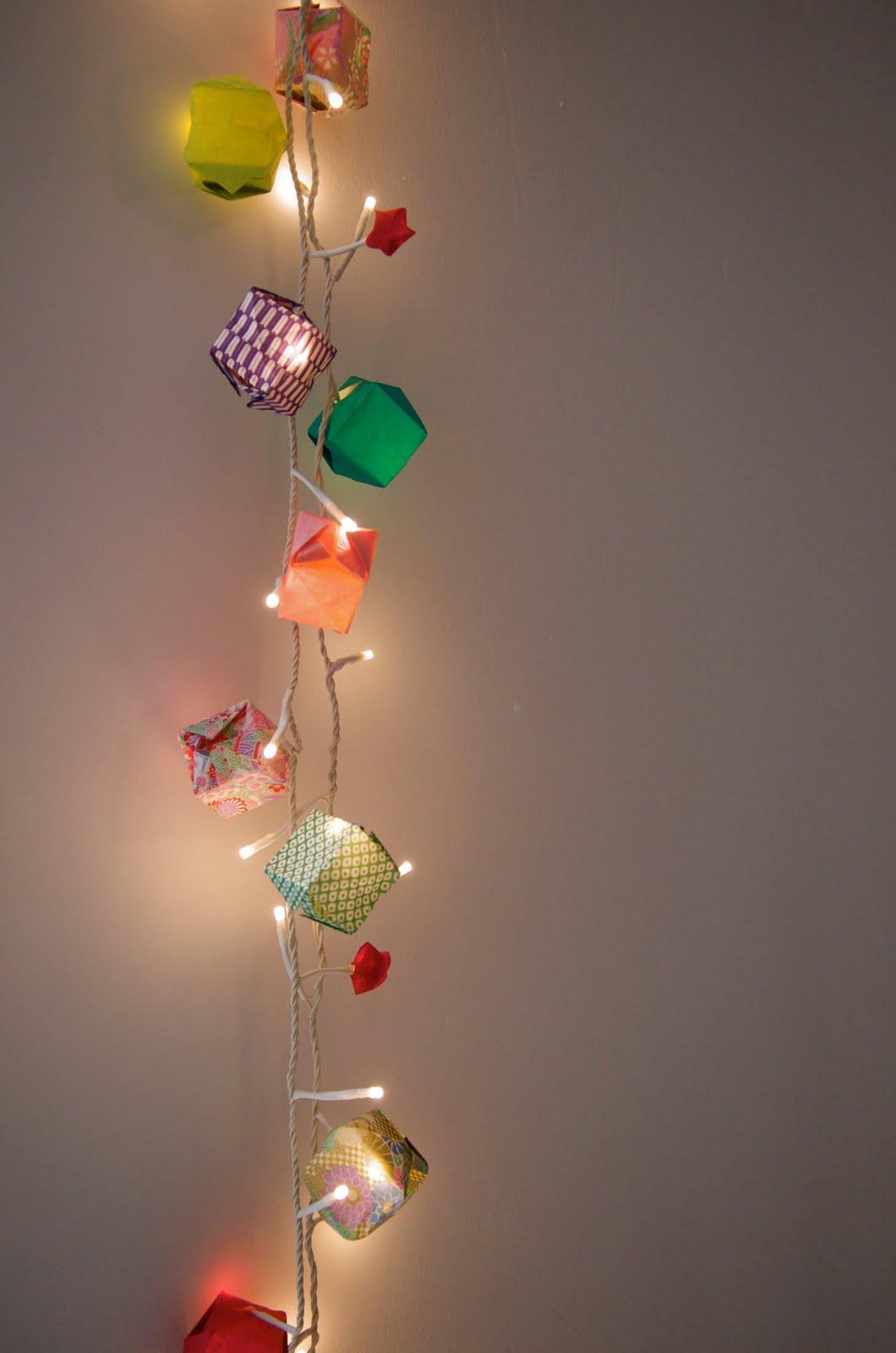 guusjes appeltaart origami garland