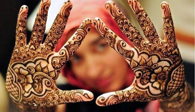 Bridal Mehndi Designs 2013 By Falguni Rajpara 2013 Images For Legs Designs 3 Pics HD