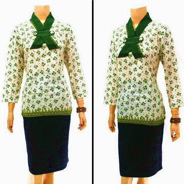 ABG 1981 Grosir Baju Batik Modern 2014