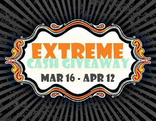 Extreme Cash Giveaway,Celebrate Woman Today