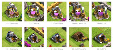 duendes Clash of Clans