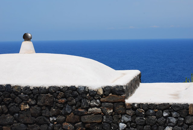 I dammusi di Pantelleria