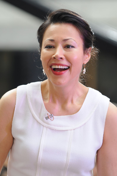 Ann Curry sexy photo