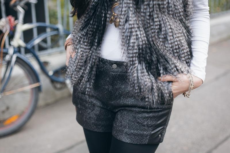 Bild Outfit Detail Pepe Jeans Short