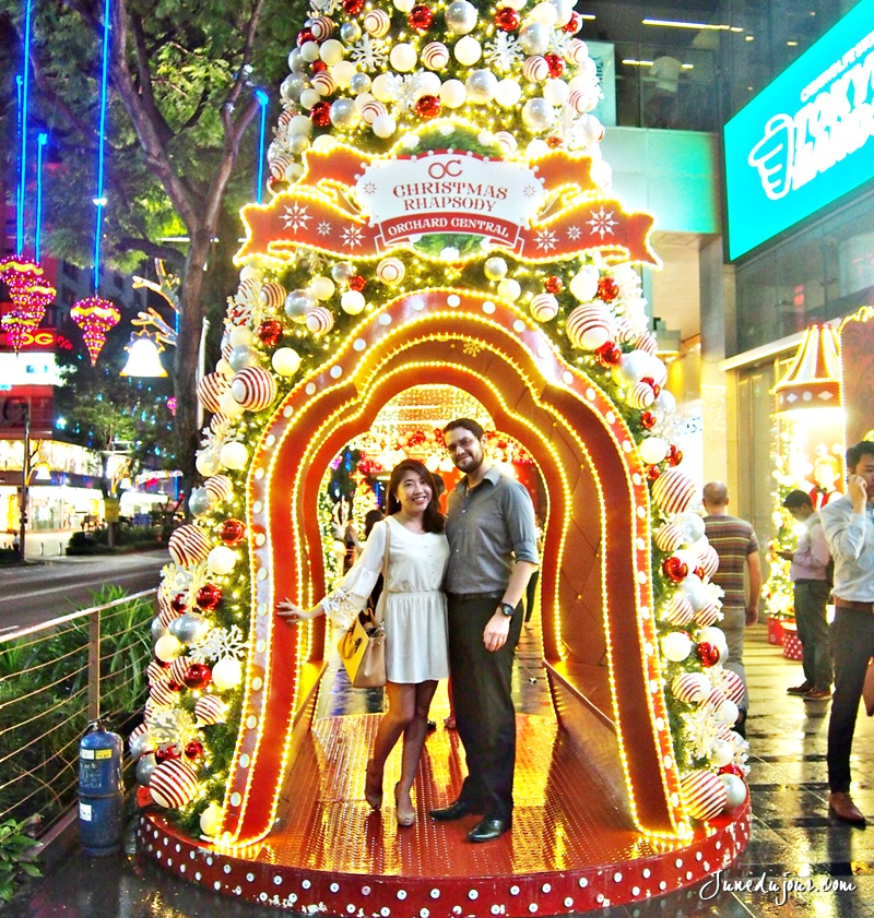 A Magical Christmas Rhapsody At Orchard Central