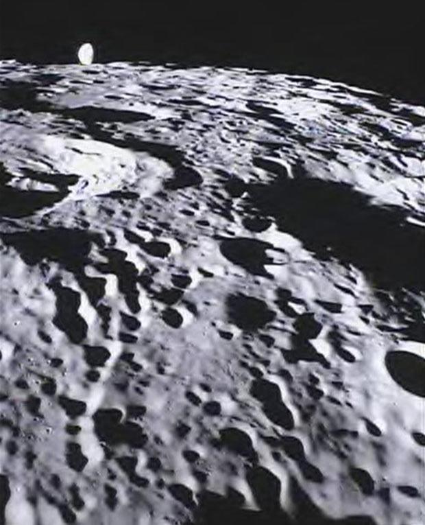 Estudantes dos EUA fotografam superfície da Lua com ajuda da Nasa