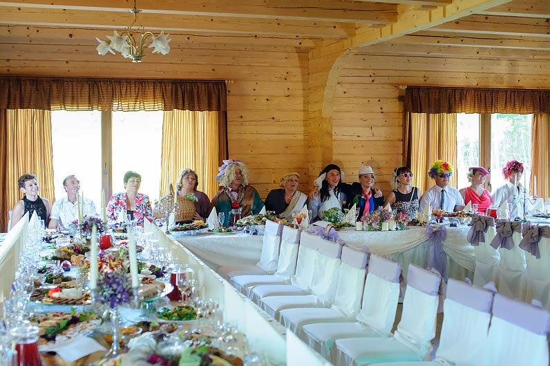 vestuvių balius kaimo turizmo sodyboje