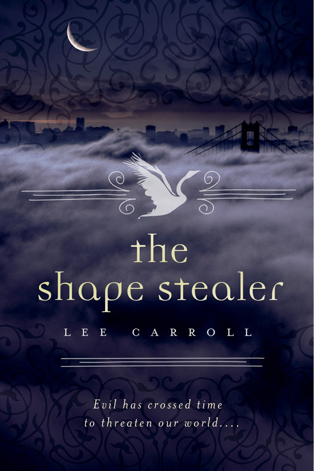 Carol Goodman And Lee Slonimsky Better Know As Lee Carroll Will Be  Looking Forward To The Conclusion Of Their Urban Fantasy Trilogy With The  Shape