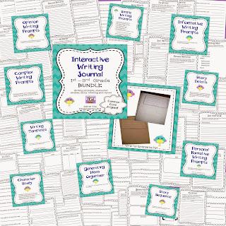 http://www.teacherspayteachers.com/Product/Interactive-Writing-Journal-BUNDLE-Grades-1-3-959919