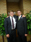 Elder Spencer and Argyle
