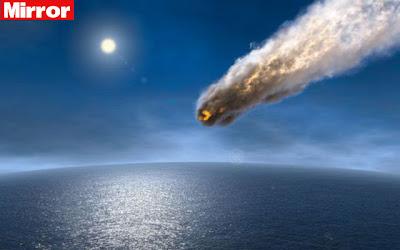 Chefe da Nasa diz que rezar é única solução para asteroide rumo à Terra