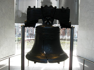 Liberty Bell in Philadelphia