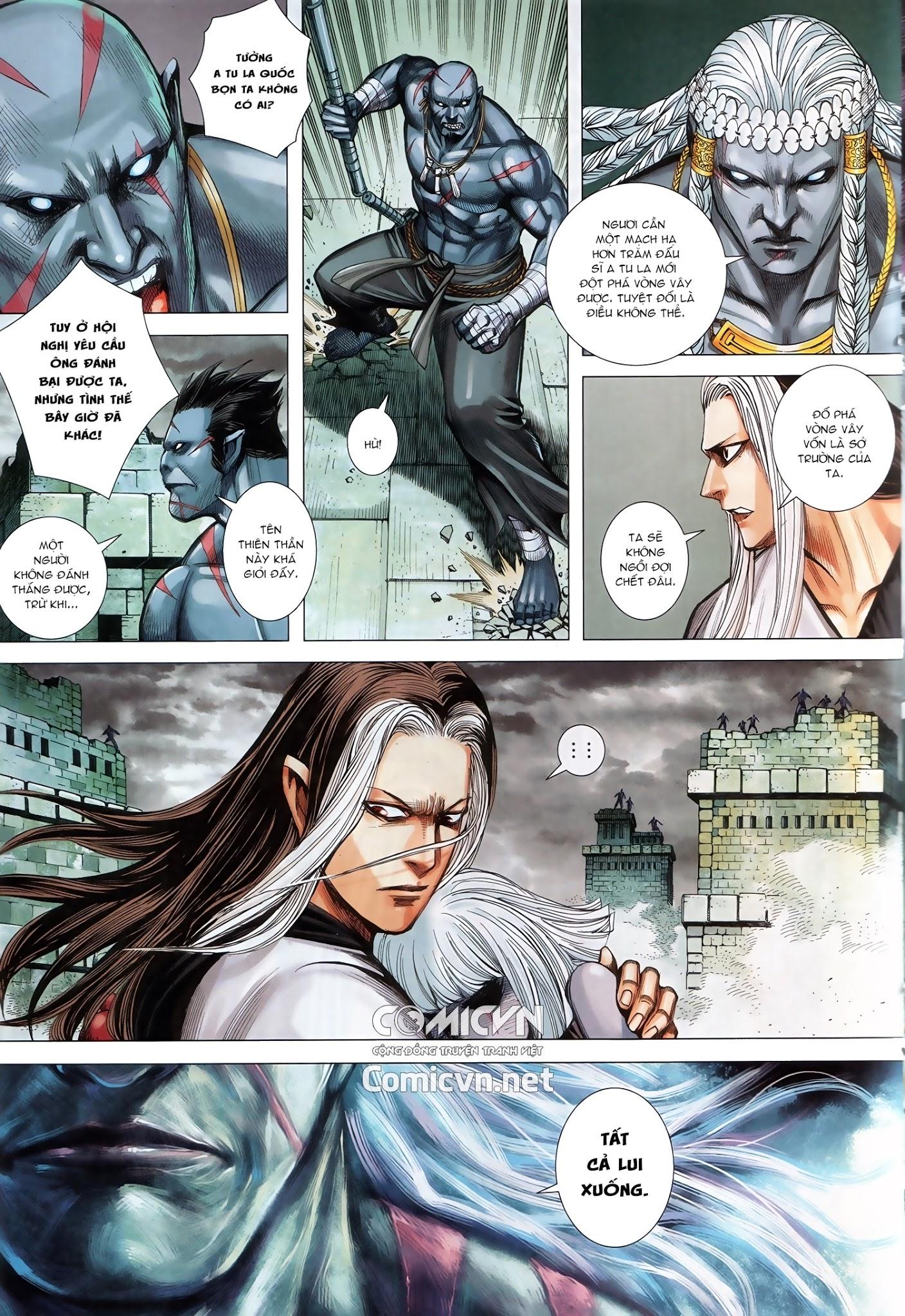 Tây Du chap 109 Trang 25 - Mangak.info