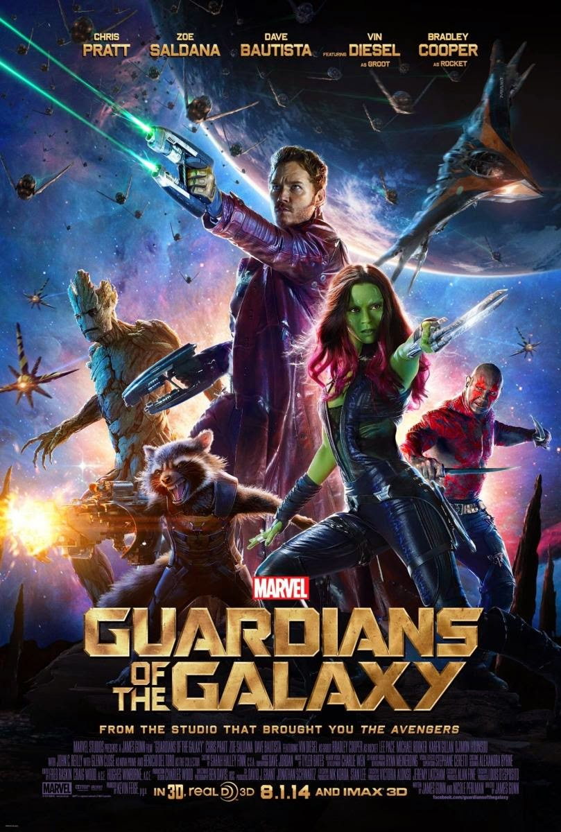 Descarga Guardianes de la Galaxia [1080p][IMAX Edition] (2014) 1 link Audio Latino