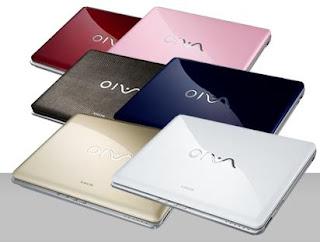 Harga Laptop/Notebook Sony Vaio Terbaru