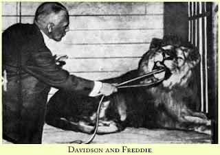 Davidson and Freddie