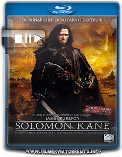 Solomon Kane - O Caçador De Demônios Torrent - BluRay Rip 720p Dual Áudio