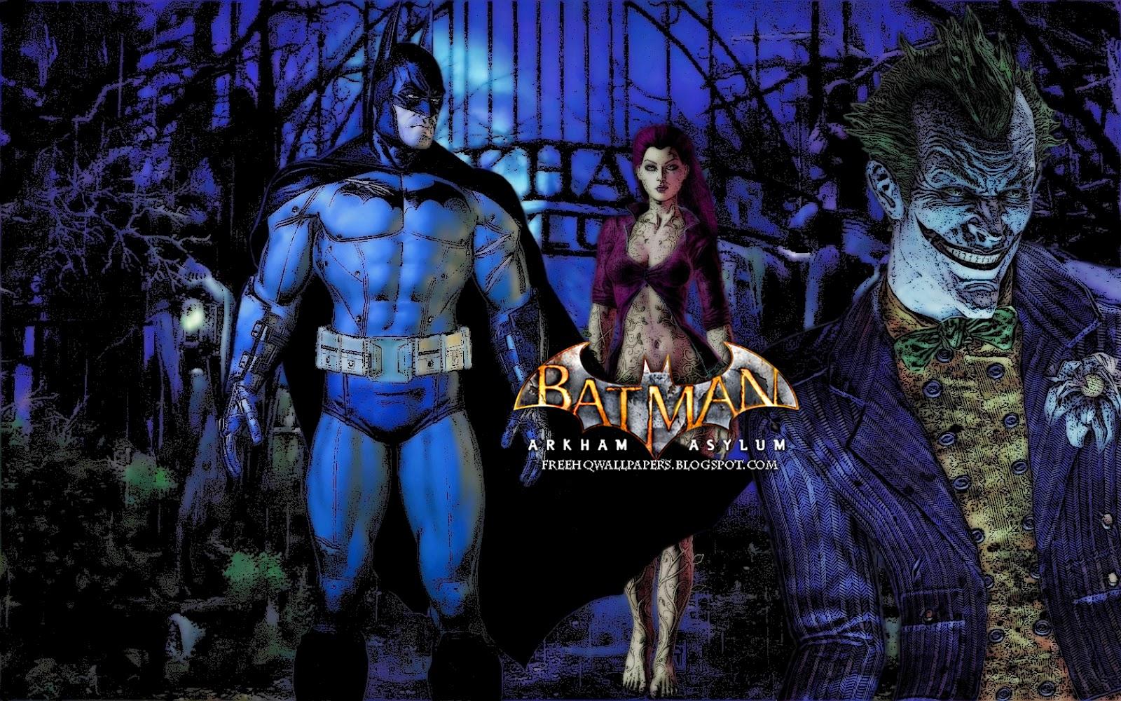 Amazon.com: Batman: Arkham Asylum - A Serious House on Serious ...