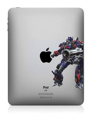 Creative Decals and Cool Stickers For Your iPad (15) 9