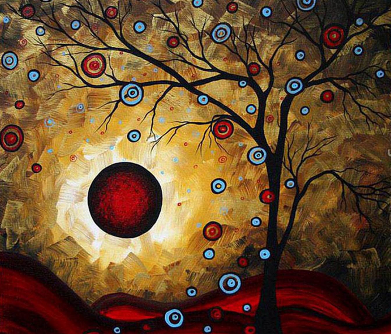 Cuadros modernos pinturas y dibujos ideas para pintar - Imagenes para cuadros decorativos ...