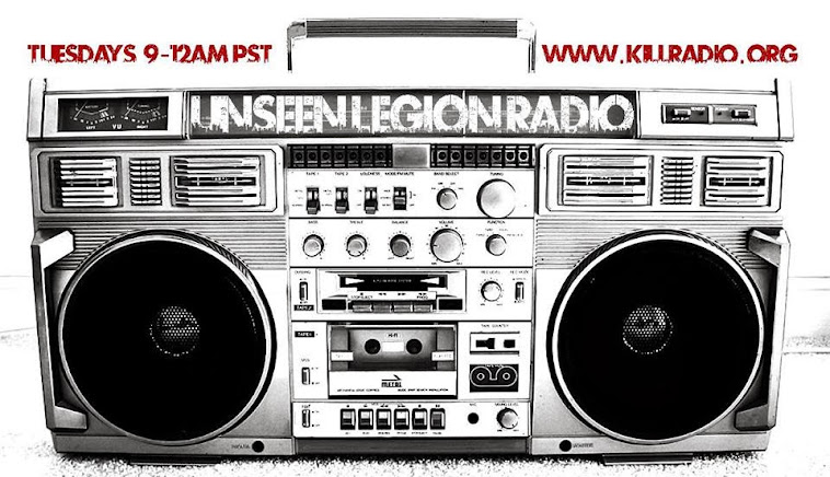Check us out every TUESDAY night 9pm-12mid pst..