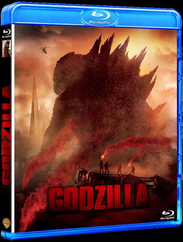 Godzilla (2014) 3D Half-SBS 1080p Dual Áudio