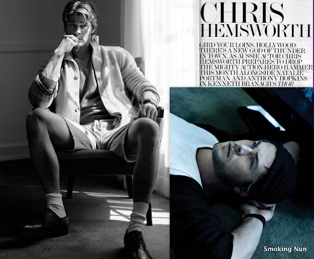 ... Chris Hemsworth Sm...