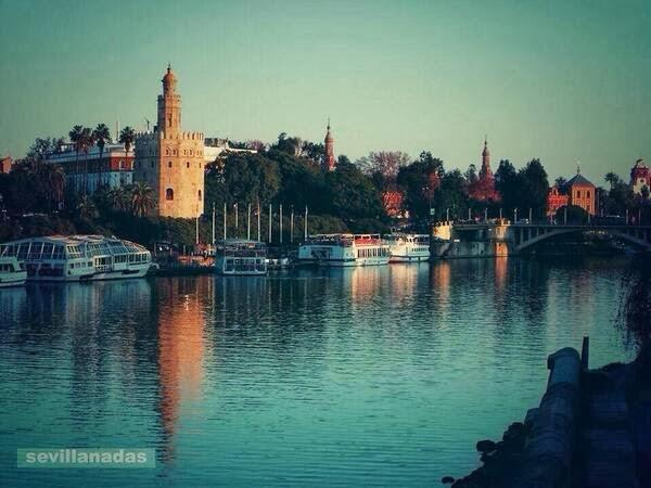 Sevilla, ciudad dormida