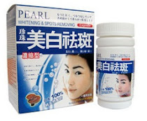 Pearl Whitening & Spot Removing Pills