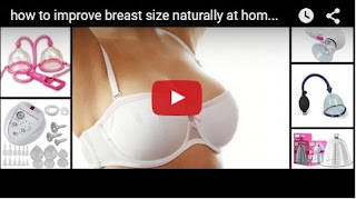 tips to improve breast size
