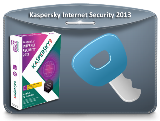 Kaspersky Antivirus 2013 License Key or Activation Code free download for 9