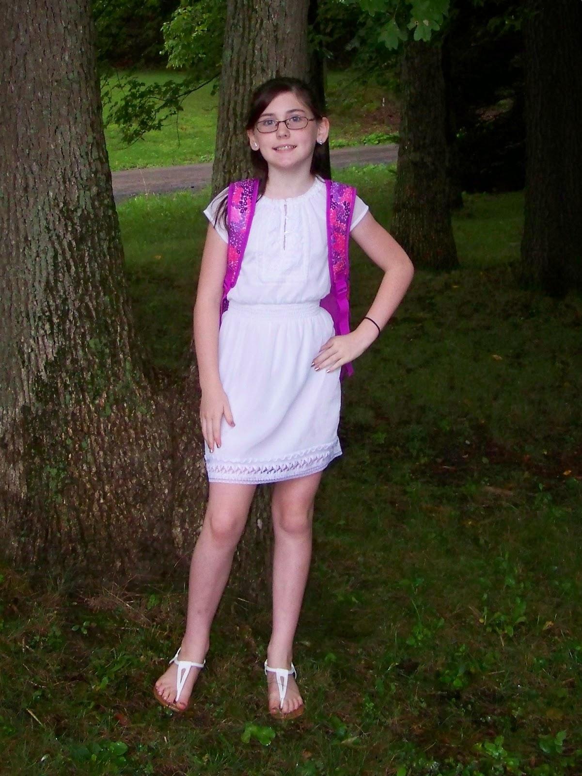 eight grade girlfrend naked