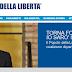 E' tornata Forza Italia. L'annuncio sul sito del PDL