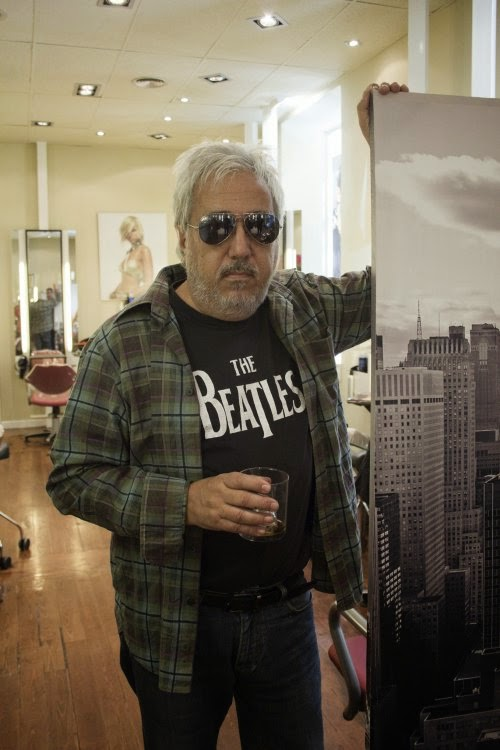 Entrevista a Antonio Perales, autor de la novela Serapio Guitart